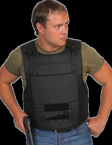 Бронежилет Страж 2-2 эконом УНИ, Бр2 класс защиты.