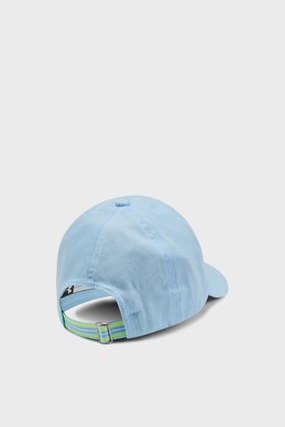 Детская голубая кепка Patch Armour Under Armour