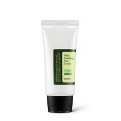 Солнцезащитный крем с экстрактом алоэ COSRX Aloe Soothing Sun Cream SPF 50 PA+++ 50ml