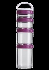 Контейнеры Blender Bottle GoStak Starter (4 контейнера) Plum
