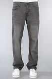 Джинсы серые мужские прямые фото 1