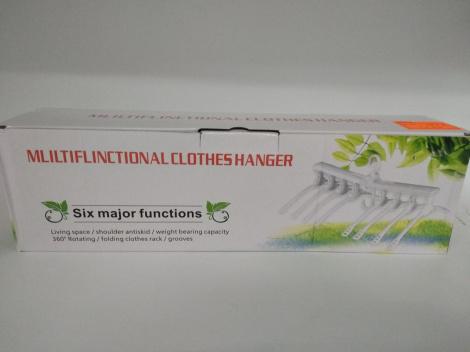 Multifunctional Clothes Hanger Вешалка-органайзер