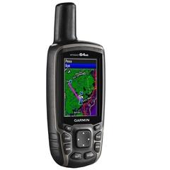 Туристический навигатор Garmin GPSMAP 64ST Russia (Glonass\GPS)