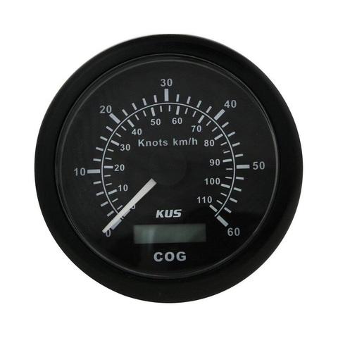 Спидометр со встроенным GPS-приемником, 60 узлов