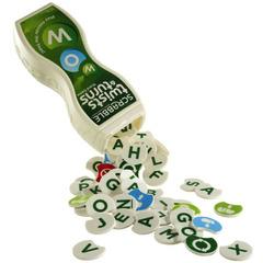 Mattel Настольная игра Scrabble Неожиданные повороты (Y9121)