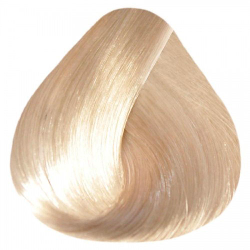 Estel крем-краска ESSEX PRINCESS 60 мл - 10/1 Светлый блондин пепельный/хрусталь