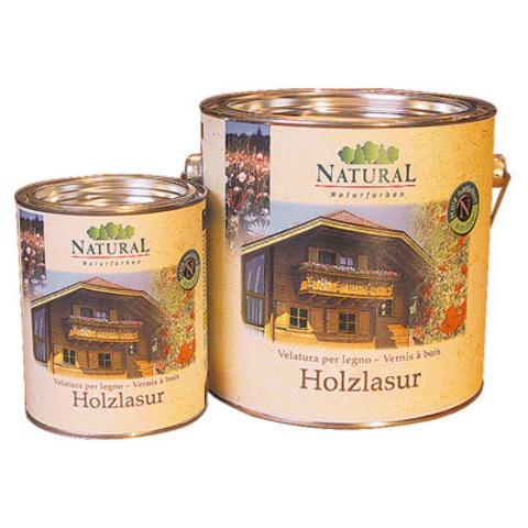 NATURAL HOLZLASUR/НАТУРАЛ ХОЛЬЦЛАЗУР масло-лазурь для дерева