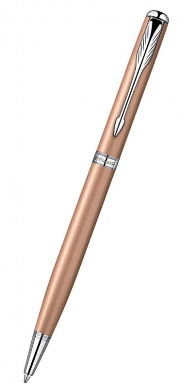 Parker Sonnet Slim K440 PREMIUM Pink Gold PVD CT (S0947300)