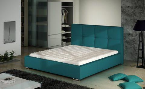 Кровать Ника с мягким изголовьем