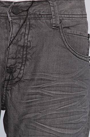 Джинсы серые мужские прямые фото 6