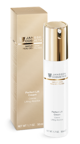 Лифтинг-крем  Anti-age с комплексом Cellular Regeneration, Janssen Perfect Lift Cream,50 мл