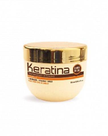 Кератиновая восстанавливающая маска для поврежденных и хрупких волос KERATINA, 500 гр., Kativa