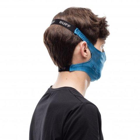 Маска защитная Buff Mask Keren Blue фото 2