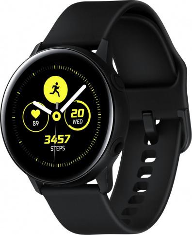 Galaxy Watch Active Умные часы Samsung Galaxy Watch Active 42мм (черный сатин) black1.jpeg
