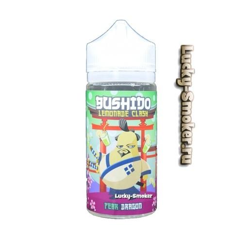 Жидкость Bushido lemonade clash 100 мл Pear Dragon