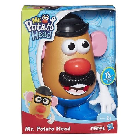 Мистер Картофельная Голова. История игрушек
