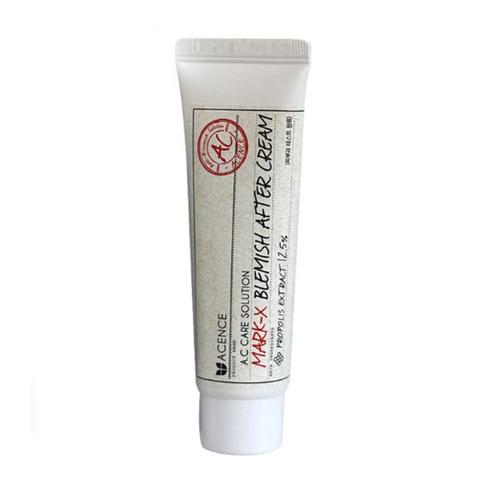 Mizon Крем от прыщей и рубцов-постакне Acence Mark-X Blemish After Cream, 30 мл