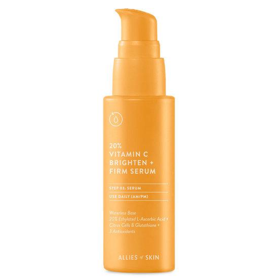 Сыворотка для лица  Allies of Skin 20% Vitamin C Brighten + Firm Serum 30 мл