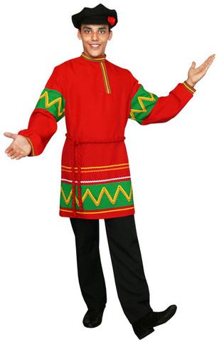 Национальный костюм Яков красный