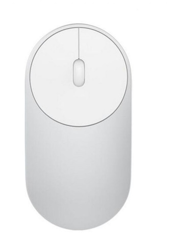 Мышь Xiaomi Mi Portable Mouse Silver Bluetooth (Серебристый)