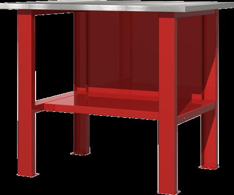 Верстак металлический бестумбовый Ferrum 01.001, Серия Classic