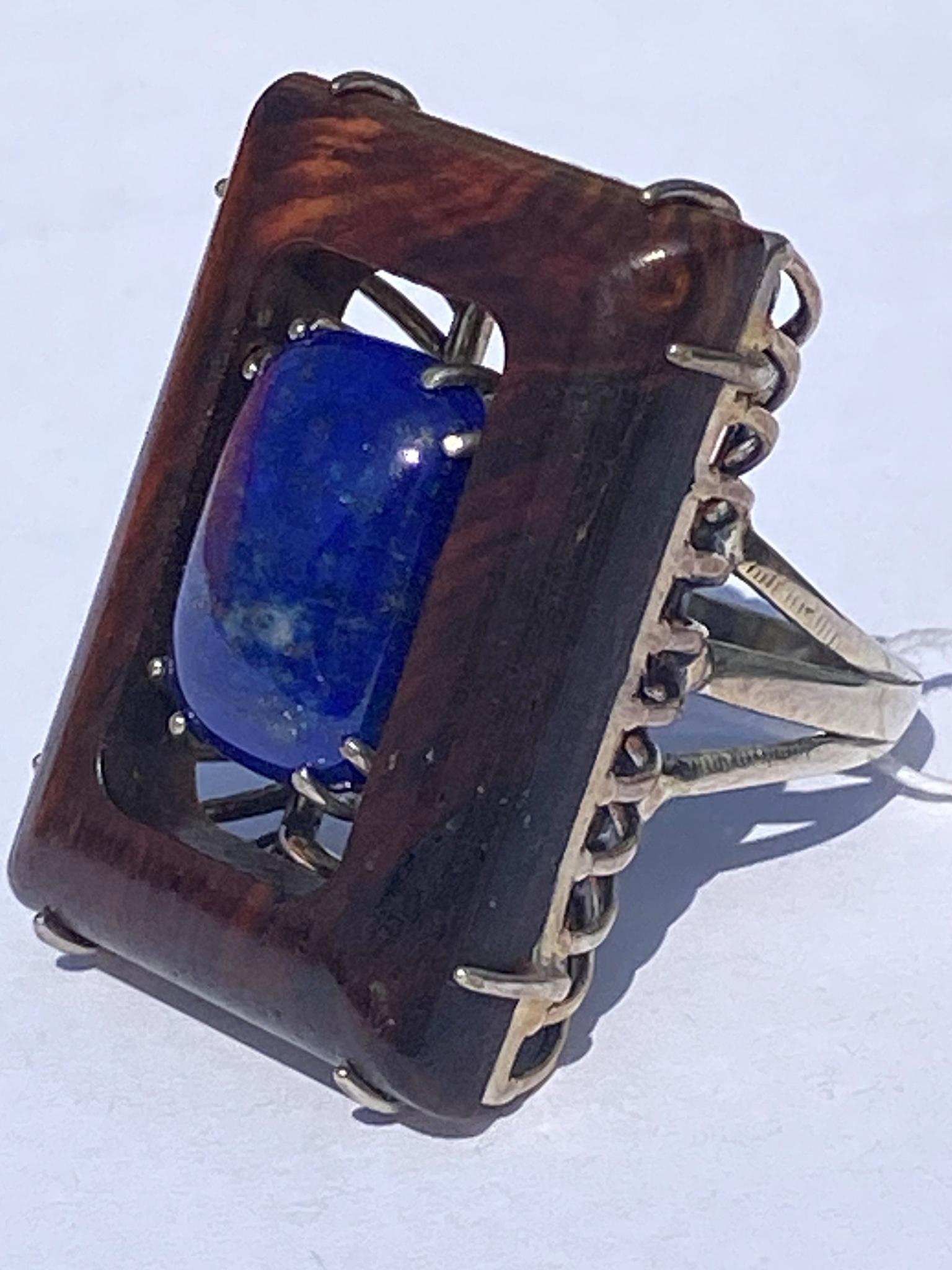 Эстера (кольцо из серебра)