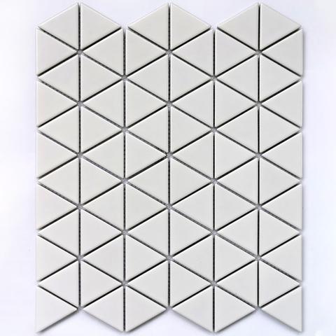 Мозаика керамическая Reno White matt 252х291