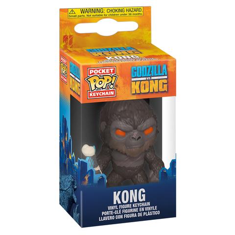 Брелок Funko POP! Keychain Godzilla Vs Kong Kong    Кинг-Конг