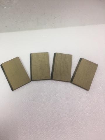 Текстолитовые лопатки для мотор -насоса для АД-03