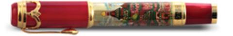 Ручка перьевая Ancora St. Basil Cathedral (Храм Василия Блаженного)123