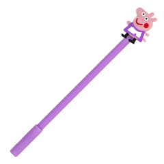 Ручка Hero черная гелевая 6