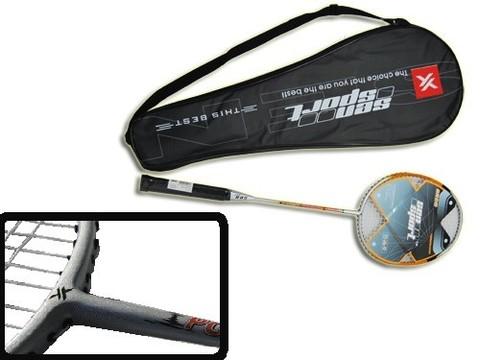 Ракетка для бадминтона в чехле: SEN SPORT 1020 Power PRO