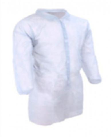 Халат одноразовый защитный. 10 шт в упаковке