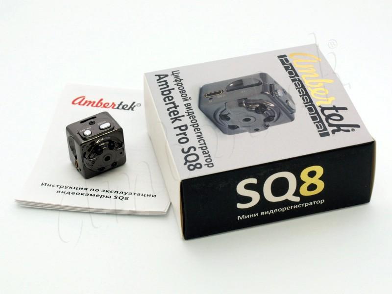Скрытая камера Ambertek SQ8