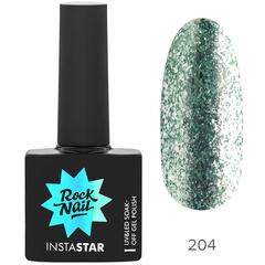 Гель-лак RockNail Insta Star 204 Selena, 10мл.