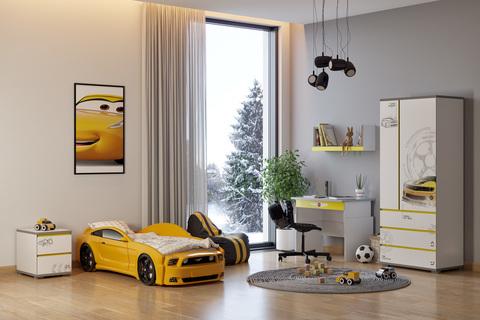 Комплект мебели Bumble Bee edition