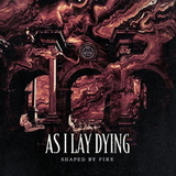 As I Lay Dying / Shaped By Fire (RU)(CD)