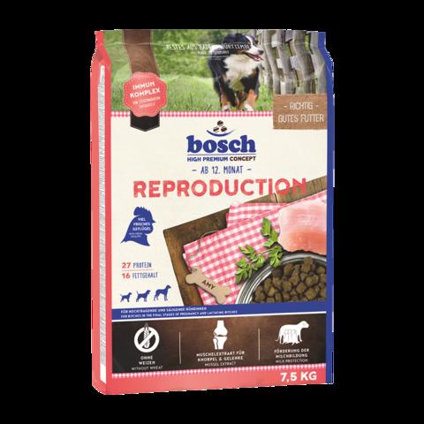 Bosch Reproduction Сухой корм для беременных и кормящих собак с домашней птицей
