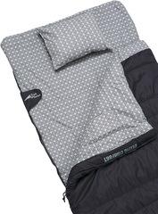 Спальник с подушкой Trek Planet Celtic Comfort антрацит - 2