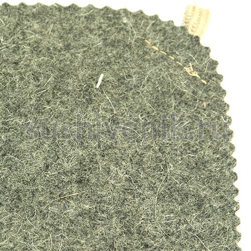 Коврик для сауны Универсальный (серый)