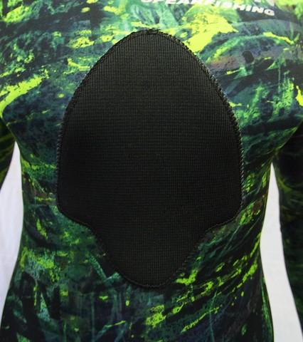 Куртка Epsealon Green Fusion Yamamoto 039 7 мм для подводной охоты – 88003332291 изображение 3