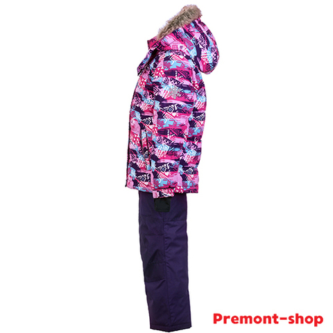 Комплект Premont Зима Северное сияние Юкона WP81215
