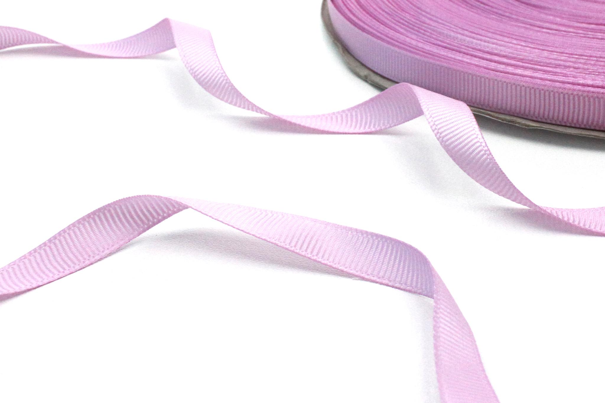 Лента репс. нежно-фиолетовая,1 см