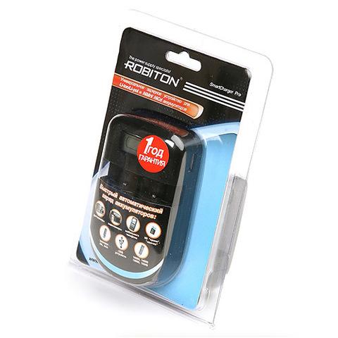 Зарядное устройство Robiton SmartCharger Pro