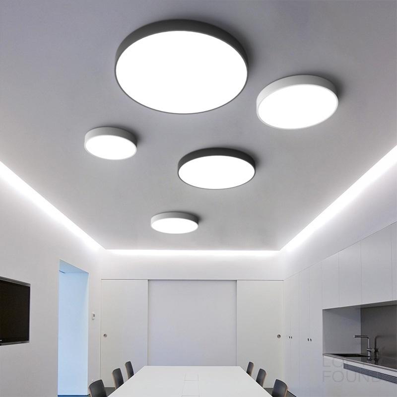 Потолочный светильник Lampatron style Disc Bw