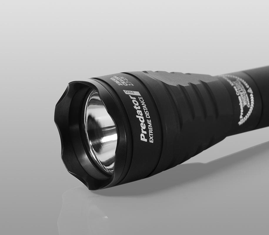 Тактический фонарь Armytek Predator Pro (тёплый свет) - фото 9