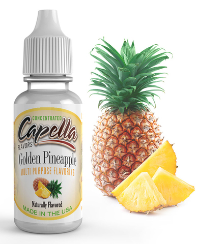 Ароматизатор Capella  Golden Pineapple