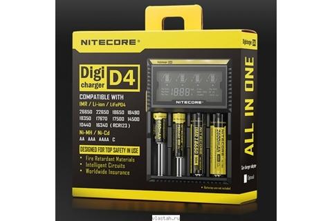 Зарядное устройство для АКБ 4х18650 – 88003332291 изображение 1