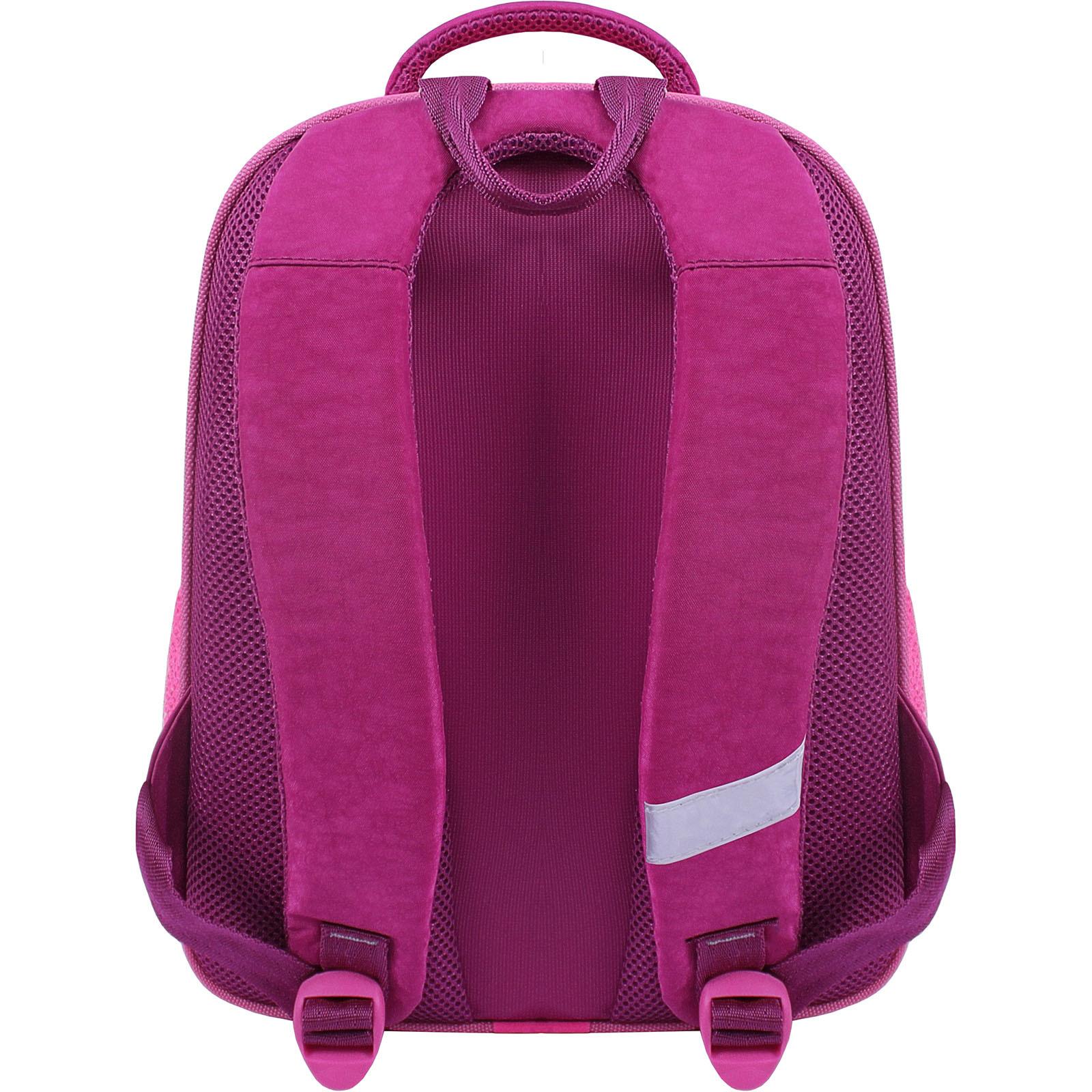 Рюкзак школьный Bagland Отличник 20 л. 143 малина 504 (0058070) фото 3