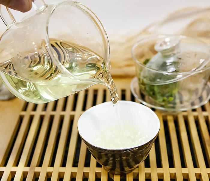TEA-CH102-2 Зеленый чай «Ворсистые пики с желтой горы» (Хуан Шань Мао Фэн, 50 гр) фото 13